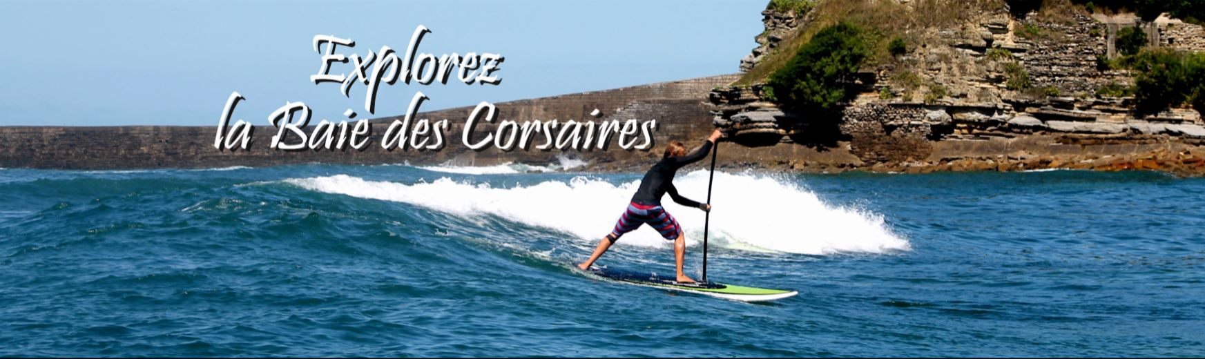 stand up paddle saint jean de luz